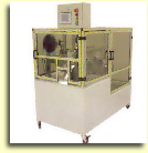 medical tubing coiling machine